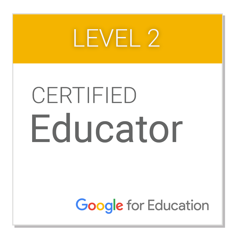 Google Certified Level 2