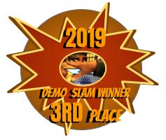 3rd Place District-Wide Demo Slam Winner