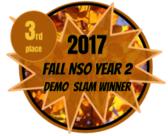 3rd Place Fall NSO Year 2 Demo Slam Winner