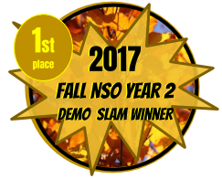 1st Place Winner 2017 Fall NSO Year 2 Demo Slam Winner