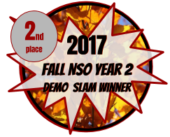 2nd place NSO Year 2 Demo Slam Winner