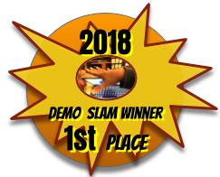 1st Place Technology Demo Slam Winner 2018, NSO Year 2