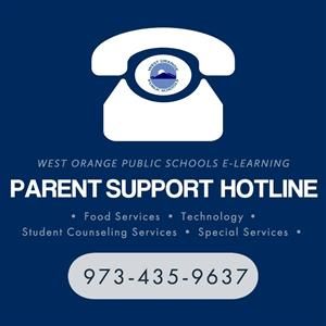 Parent Support Hotline