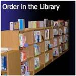 Order in the Library Website