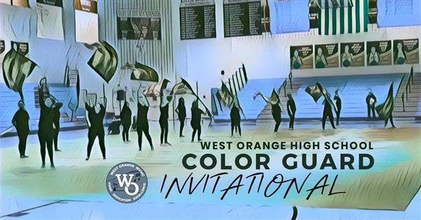 Color Guard Invitational