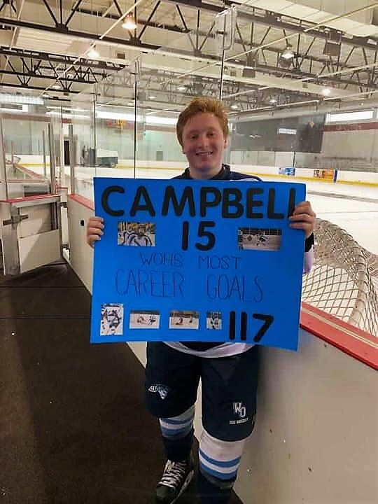 Davey Campbell