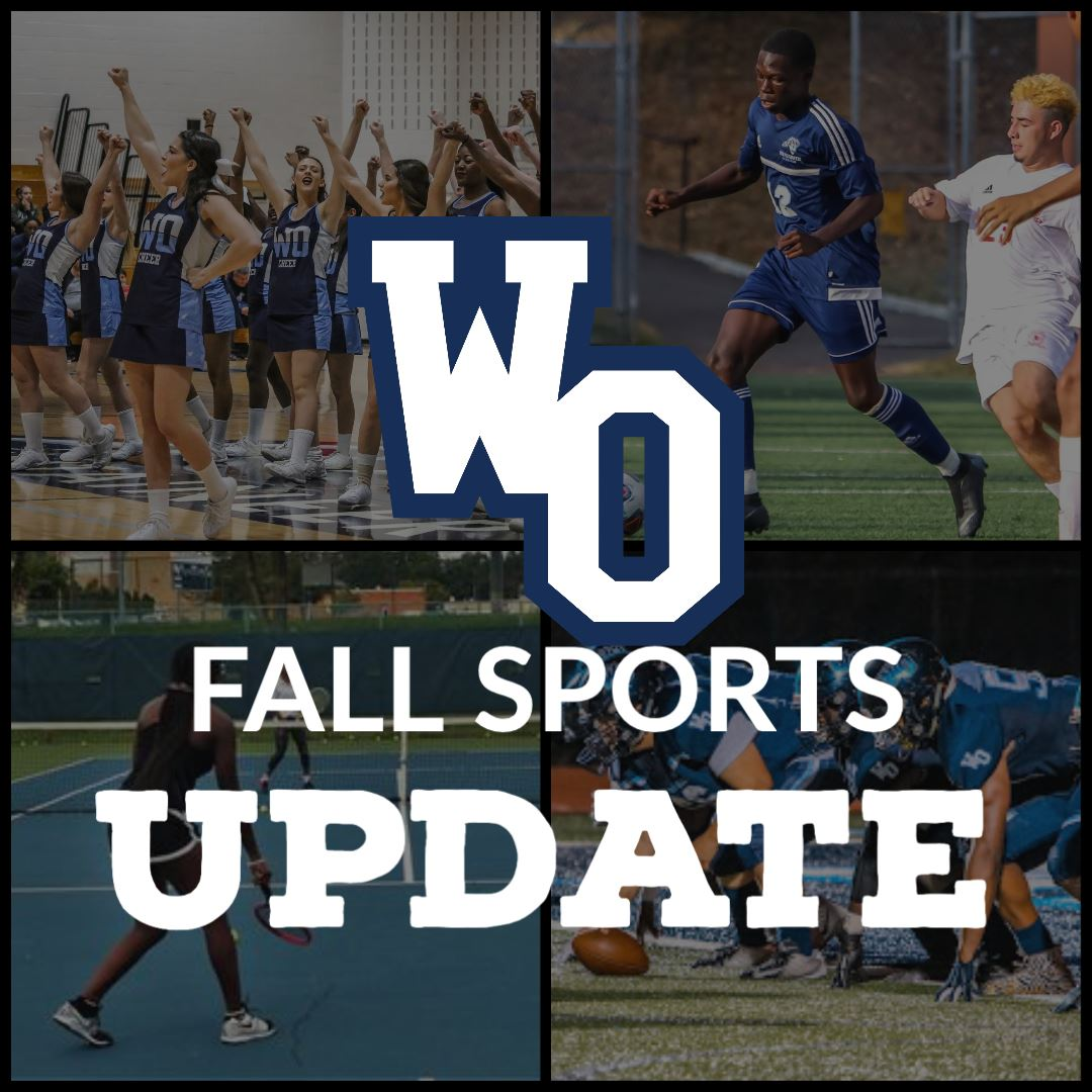 West Orange High School Fall Sports Is On, Minus Girls Volleyball