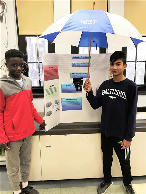 "Roosevelt ""Invention Convention"" Shows Off STEM Talents"
