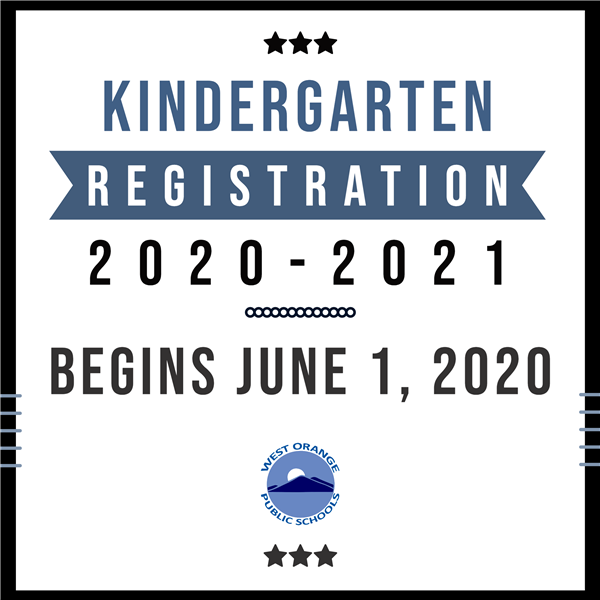 IMPORTANT: Registration Announcement for 2020-2021 School Year