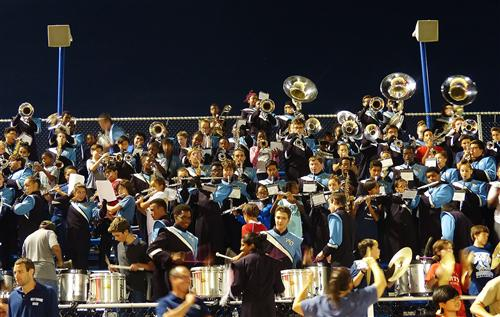 District Band Night
