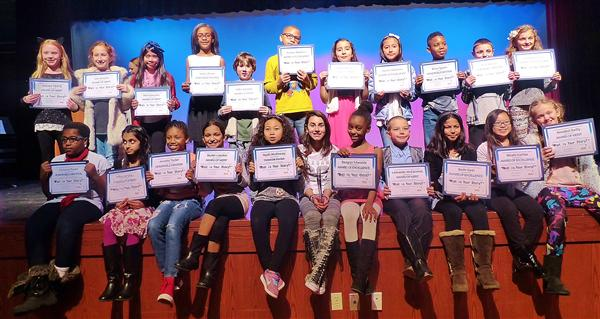 Second Annual New Jersey PTA Reflections Art Show Recognizes West Orange Students