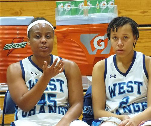 West Orange High School Girls Basketball: Mya Bembry Named