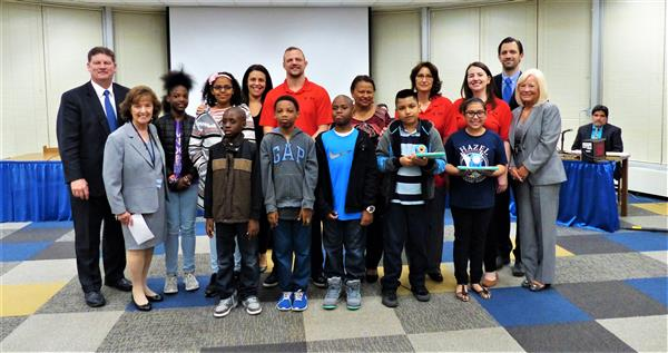 """Dot"" and ""Dash"" Coding Classes at Hazel and Washington Elementary Schools Demonstrated at Board of Education Meeting"