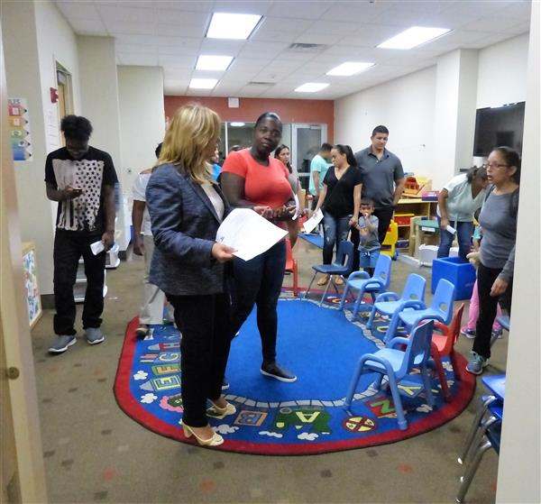 Betty Maddalena Early Learning Center Holds Open House