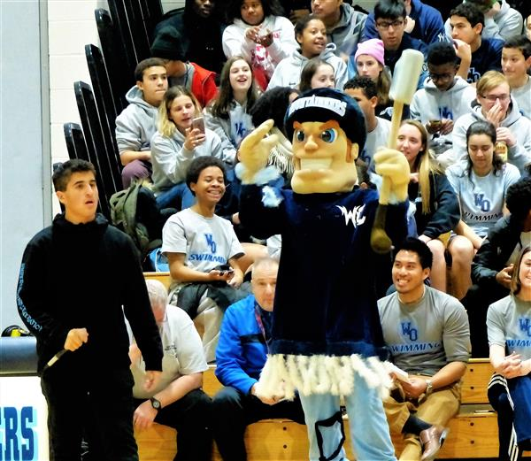 West Orange High School Pep Rally Launches Winter Sports Season