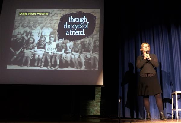 RMS Holocaust Assembly