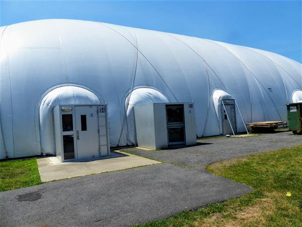 The new Bubble at WOHS