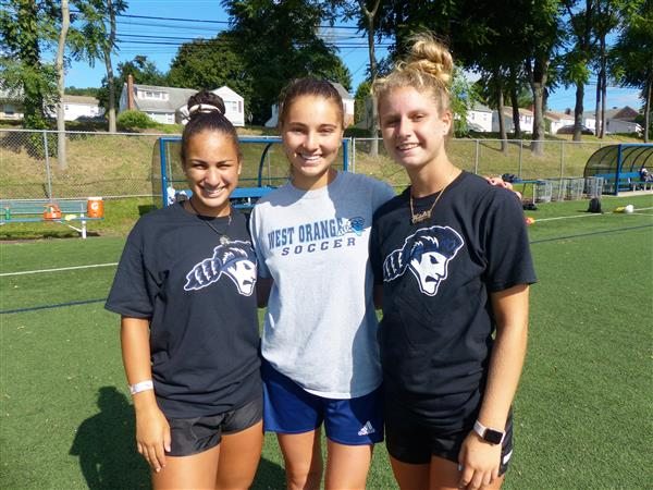 Preseason Girls Soccer