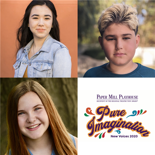 Three West Orange Students Selected for Paper Mill Playhouse Summer Musical Theatre Conservatory