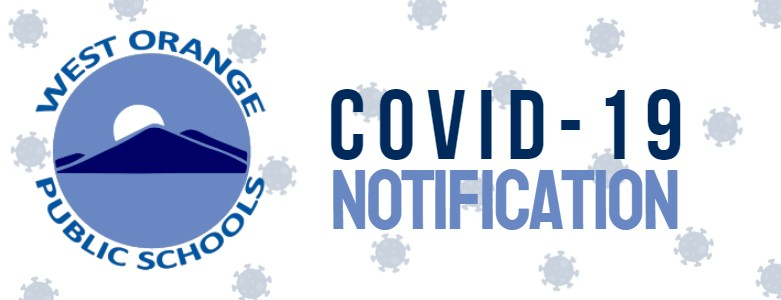 Washington Elementary COVID Notification