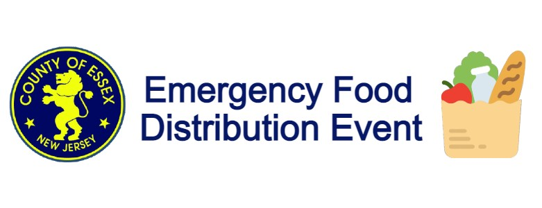 Emergency Food Distribution | Distribución de alimentos de emergencia  - April 15, 2021