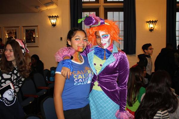 A Spooktacular Day in West Orange Schools