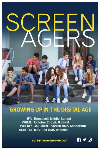 Screen Agers – Growing up in the Digital Age:     Info & RSVP
