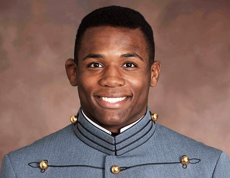 Cadet Christopher Morgan