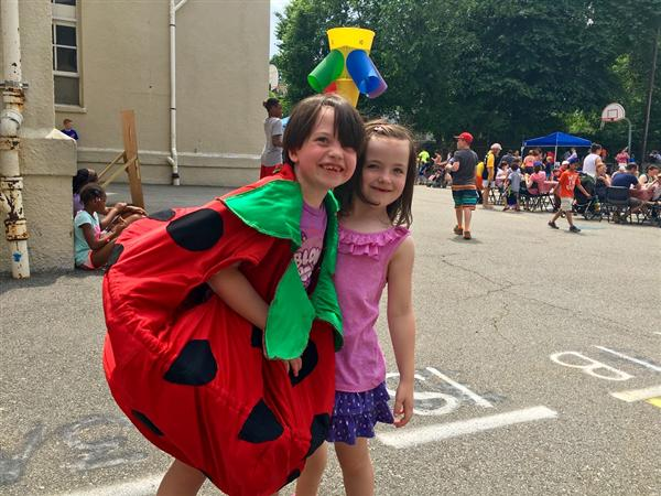 78th Annual Gregory Strawberry Festival Makes a Splash