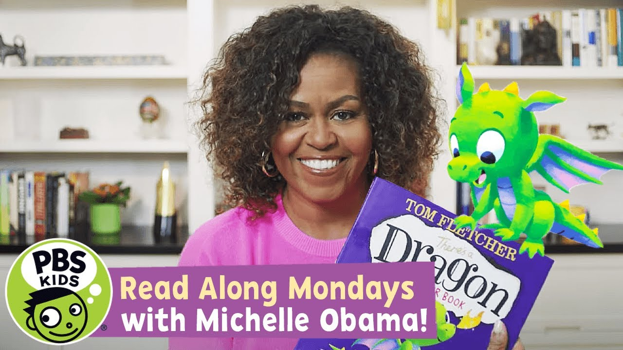 Read Along Mondays with Michelle Obama!