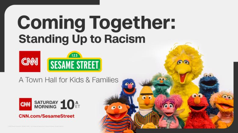 Sesame Street - Standing up to Racism