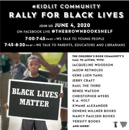 Rally for Black Lives