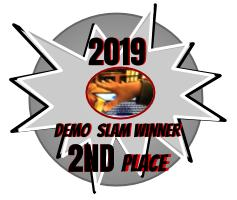 2nd Place District-Wide Demo Slam Winner