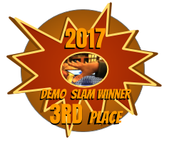 3rd place Demo Slammer 2017